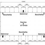 Schema piscina 12x6