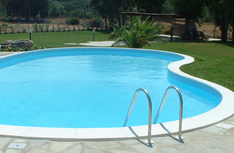 Vendita piscine interrate piscine a forma libera in pannelli liberty libera la fantasia - Vendita piscine interrate ...