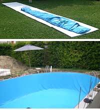 Vendita piscine interrate piscine interrate in kit isabella al miglior prezzo - Costo piscina interrata da giardino ...