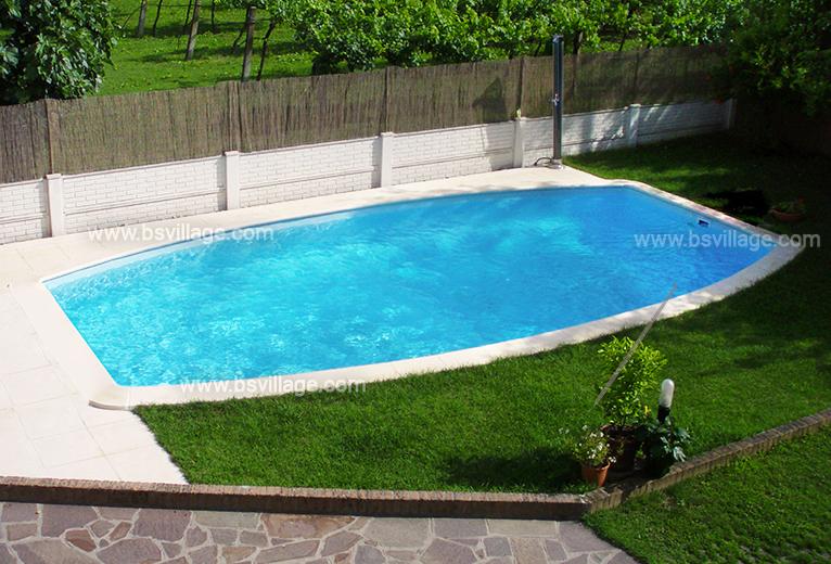 Vendita piscine interrate piscine a forma libera in pannelli liberty libera la fantasia - Liberty piscina cagliari ...