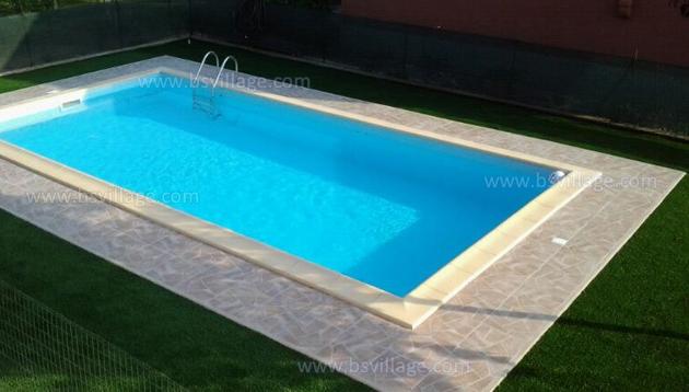 Vendita piscine interrate piscine interrate in acciaio for Piscina acciaio