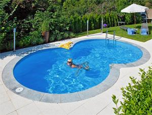 Vendita piscine interrate piscine interrate in kit isabella al miglior prezzo - Piccole piscine da giardino ...