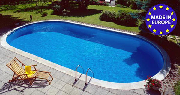 Vendita piscine interrate piscine prefabbricate olivia - Piscina seminterrata prezzi ...