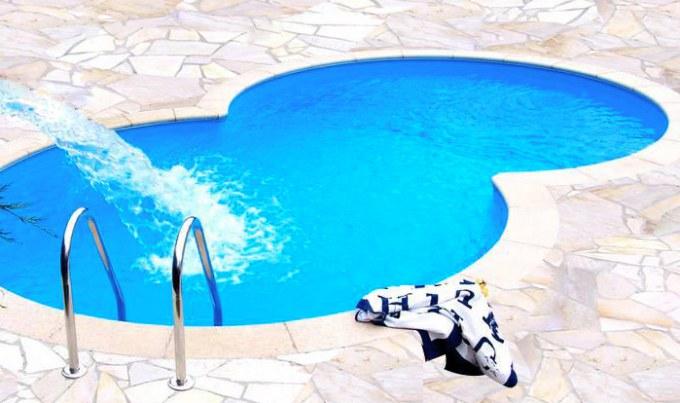 Vendita piscine interrate piscine in lamiera d 39 acciaio - Piscine seminterrate economiche ...