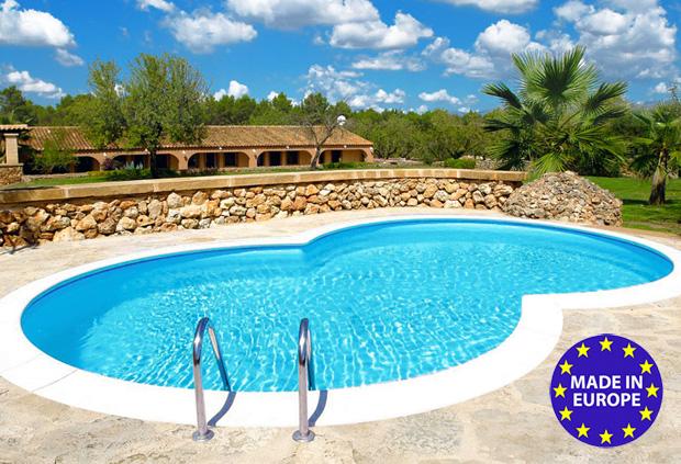 Vendita piscine interrate piscine interrate in kit riva - Prezzo piscina interrata ...